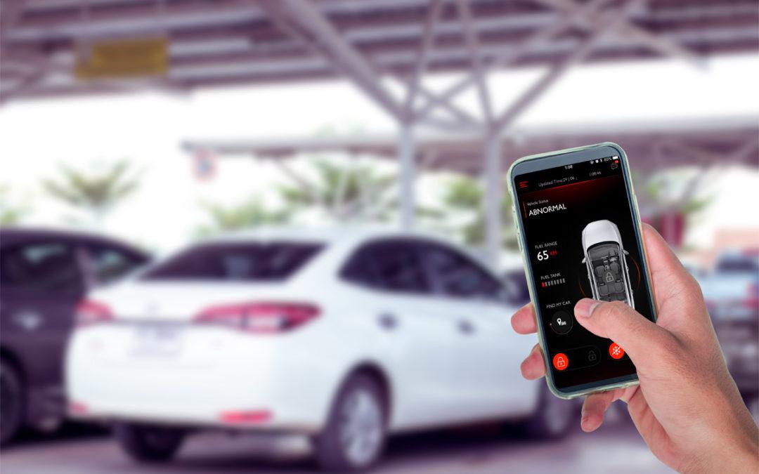 Comunicazione wireless V2X per l'industria automobilistica