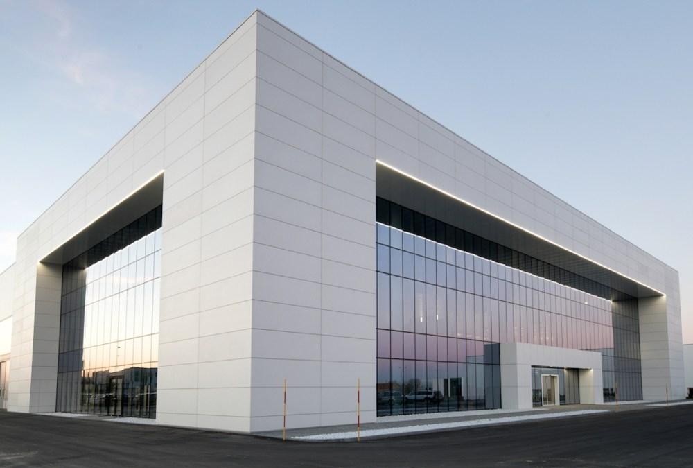 Un nuovo hub produttivo all'avanguardia per system eletronics