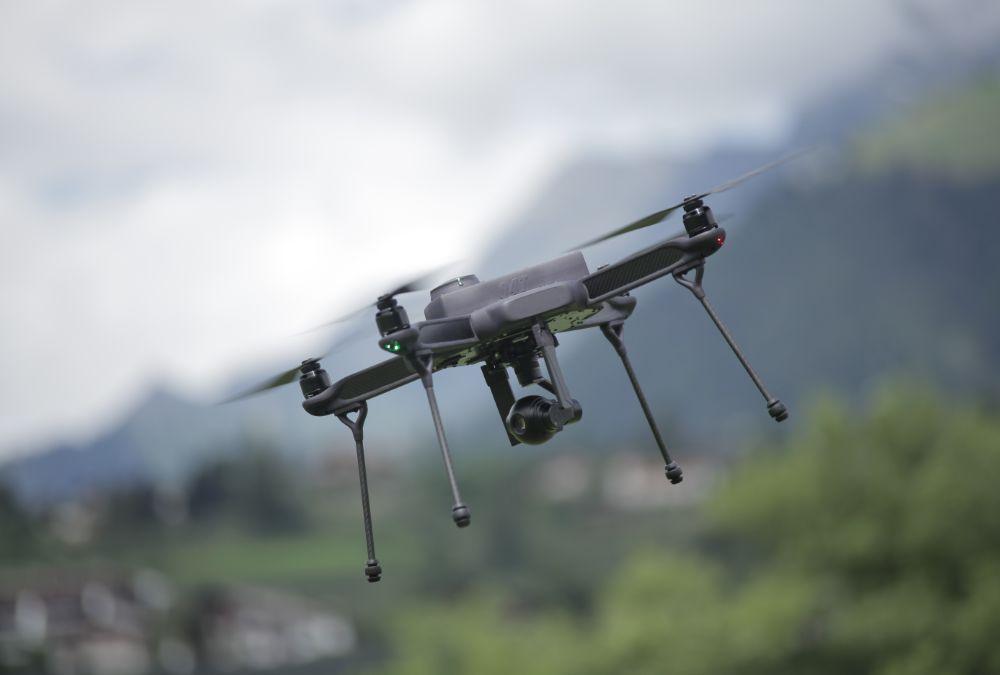 Droni sopra Torino